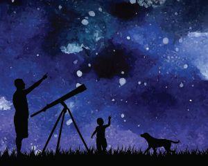 Conowingo Dam Stargazing Event