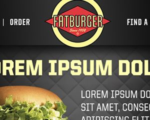 Fatburger Email Marketing